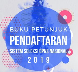 Download Buku Daftar CPNS