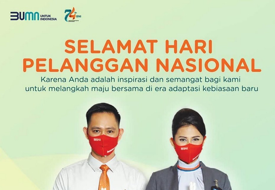 Lowongan Kerja BNI KC Surabaya Februari 2021 Terbaru ...