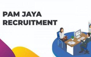 Lowongan PAM Jaya