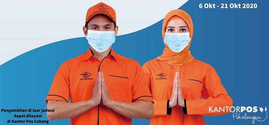 Lowongan Kerja Kantor Pos Pekalongan Juni 2021 Terbaru Info Cpns 2021 Bumn 2021