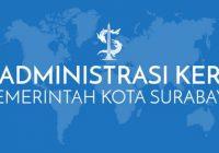 Bagian Administrasi Kerjasama Sekretariat Daerah Kota Surabaya