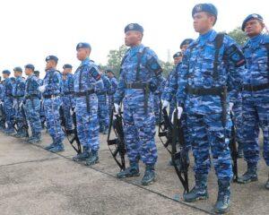 Pendaftaran Tamtama TNI AU