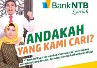 Lowongan Kerja Bank NTB Syariah