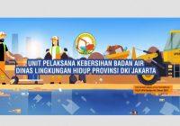 Lowongan Kerja UPK Badan Air Jakarta