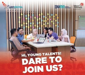 Program Rekrut Fresh Graduate PT Telkom