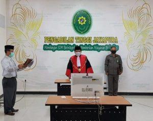Lowongan Kerja Pengadilan Tinggi Jayapura