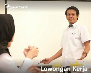 Lowongan Kerja PT Rajawali Nusindo Jakarta
