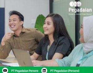 Lowongan Kerja Pegadaian Surabaya Kanwil XII