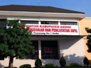 Lowongan Kerja Dispendukcapil Kabupaten Kediri